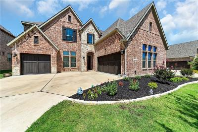 Keller Single Family Home For Sale: 1067 Brookfield Path