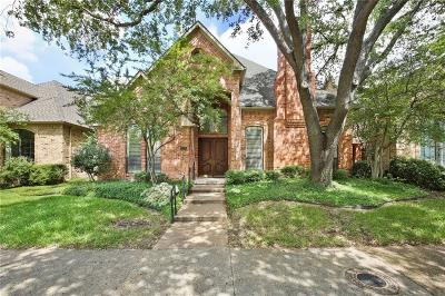 Dallas County Single Family Home Active Option Contract: 7310 Lane Park Drive