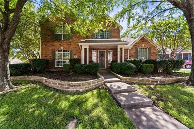 McKinney Single Family Home For Sale: 328 Prism Lane