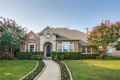 Plano Single Family Home For Sale: 2124 Cliffside Drive