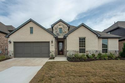 Little Elm Single Family Home For Sale: 4720 Bonfire Way