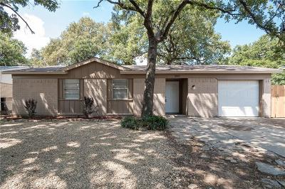 Balch Springs Single Family Home For Sale: 12927 Spring Branch Drive