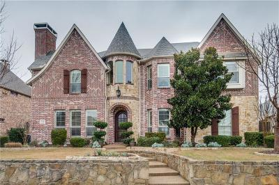 Frisco Single Family Home For Sale: 7297 Rawlins Lane