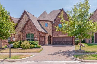 North Richland Hills Single Family Home For Sale: 8412 Town Walk Drive