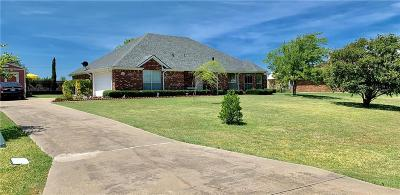 Forney Single Family Home For Sale: 10185 Highland Prairie Lane