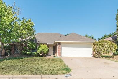 Fort Worth Single Family Home For Sale: 7912 Gladewater Drive
