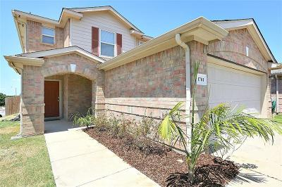 Bedford Single Family Home For Sale: 1701 Haven Drive