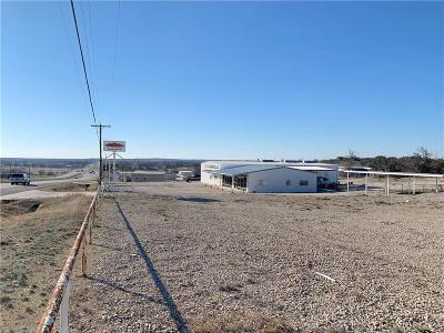Weatherford Commercial For Sale: 1820 Mineral Wells Highway