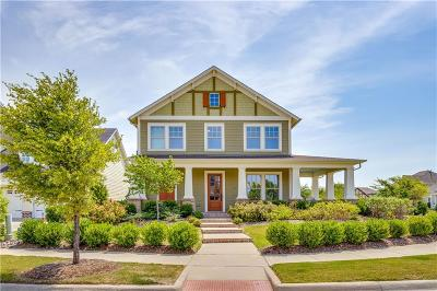 McKinney Single Family Home For Sale: 2500 Tremont Boulevard