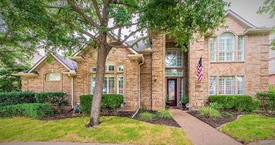 Colleyville Single Family Home For Sale: 6605 Beddo Court