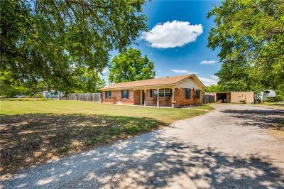 Wise County Single Family Home Active Option Contract: 204 County Road 3336