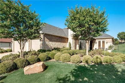 Denton Single Family Home For Sale: 9009 Landmark Lane