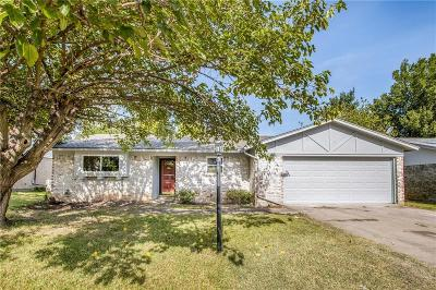 Crowley Single Family Home Active Option Contract: 936 Skelly Street