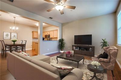 McKinney Townhouse For Sale: 4928 Stone Gate Trail