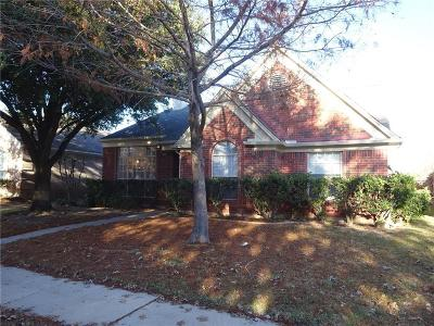 Cedar Hill Single Family Home Active Option Contract: 1530 Summers Drive