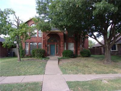 Mesquite Single Family Home For Sale: 2112 Homestead Drive
