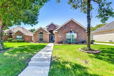 Rockwall Single Family Home For Sale: 3665 Smoketree Drive