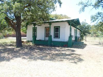 Eastland County Single Family Home For Sale: 201 S. College