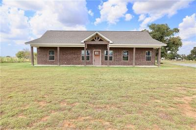 Archer County, Baylor County, Clay County, Jack County, Throckmorton County, Wichita County, Wise County Single Family Home For Sale: 338 Pecan Street Street