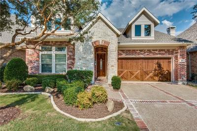 Lewisville Single Family Home For Sale: 505 Crown Of Gold Drive