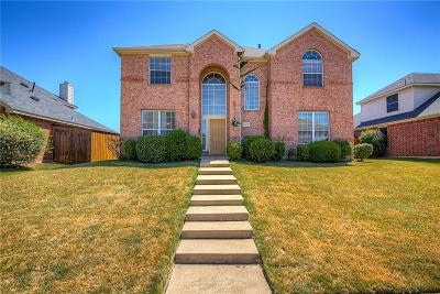 Rowlett Single Family Home For Sale: 6406 Nueces Bay Drive