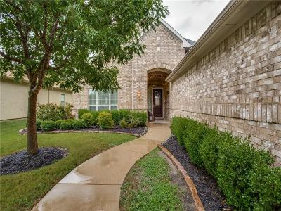 Denton Single Family Home For Sale: 9609 Cypress Street