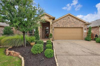 Fort Worth Single Family Home Active Option Contract: 2505 Grey Kingbird Trail