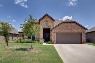 Burleson Single Family Home For Sale: 1687 Fraser Drive