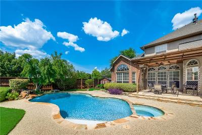 McKinney Single Family Home Active Option Contract: 3300 Madeleine