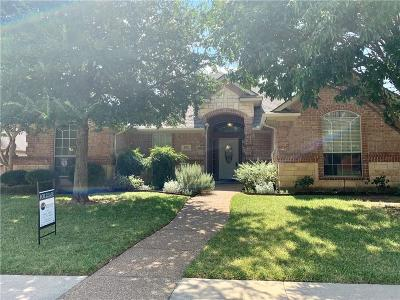 North Richland Hills Residential Lease For Lease: 8529 Brandonwood Drive