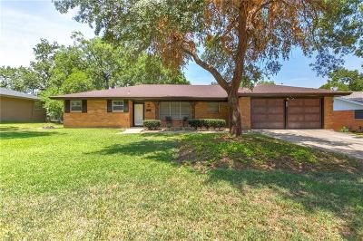 Fort Worth Single Family Home For Sale: 5900 Winifred Drive