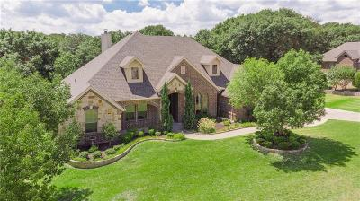 Tarrant County Single Family Home For Sale: 229 Copperwood Drive