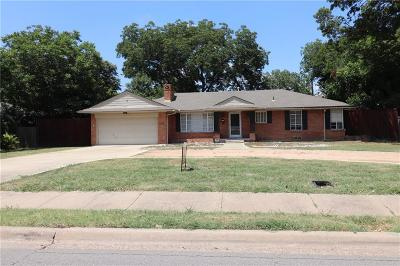 Dallas County Single Family Home For Sale: 6437 Royal Lane