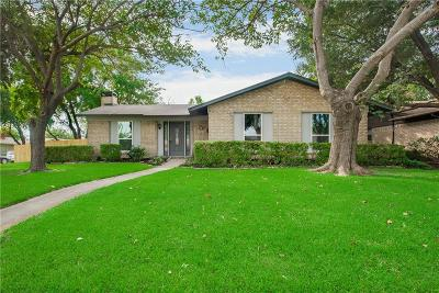 Mesquite Single Family Home For Sale: 4042 Morgan Drive