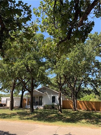 Azle Single Family Home Active Option Contract: 917 Carpenter Street