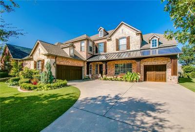 Denton County Single Family Home For Sale: 1521 Terrace Drive