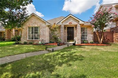 Frisco Single Family Home For Sale: 7879 Abbey Road
