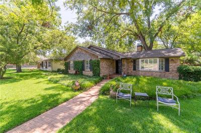 Lake Highlands Single Family Home For Sale: 9730 Forestridge Drive