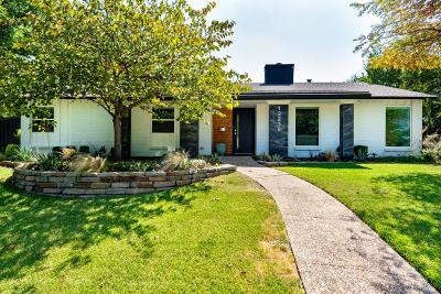 Dallas, Fort Worth Single Family Home For Sale: 12236 Cox Lane