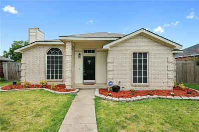 Single Family Home For Sale: 6917 Todd Lane