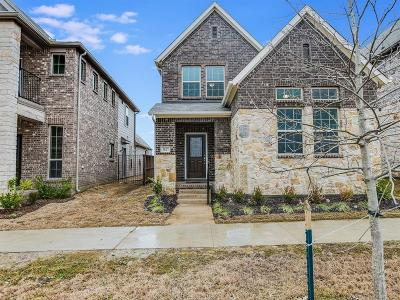 Dallas County Single Family Home For Sale: 3817 Margo Mews