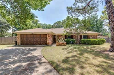 Euless Single Family Home Active Option Contract: 2403 Westpark Way Circle