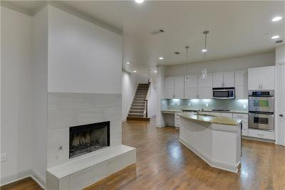 Highland Park Residential Lease For Lease: 4738 Bowser Avenue #4736