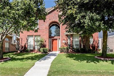 Plano Single Family Home For Sale: 7913 Thorneywood Road