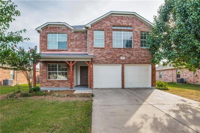 Waxahachie Single Family Home For Sale: 122 Bison Meadow Drive