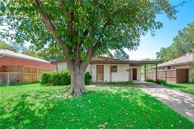 Mesquite Single Family Home For Sale: 1416 Juanita Street
