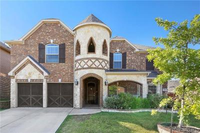 Dallas County, Denton County, Collin County, Cooke County, Grayson County, Jack County, Johnson County, Palo Pinto County, Parker County, Tarrant County, Wise County Single Family Home For Sale: 1320 Ghost Flower Drive