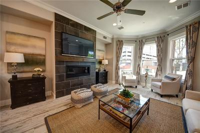 Denton County Townhouse For Sale: 244 Morningside Drive