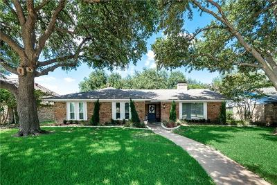 Plano Single Family Home For Sale: 3317 Parkhaven Drive