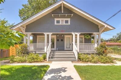 Tarrant County Multi Family Home For Sale: 800 Lilac Street
